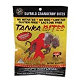 Tanka Natural Buffalo Cranberry Hot Bar ( 12x1 OZ) ( Value Bulk Multi-pack)