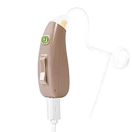 Solución amplificador de sonido digital sin pilas recargable