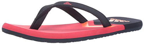 adidas Women's Eezay Flip Flop, Legend Ink/Active Pink/True Orange, 6 M ()