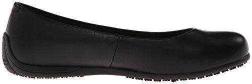 Skechers Femme Flatterie Transpire Chaussure Antidérapante Noir