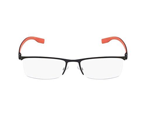 Hugo Boss eyeglasses BOSS 0610 FQA Metal Matt Black - Matt - Boss Rimless Hugo Glasses