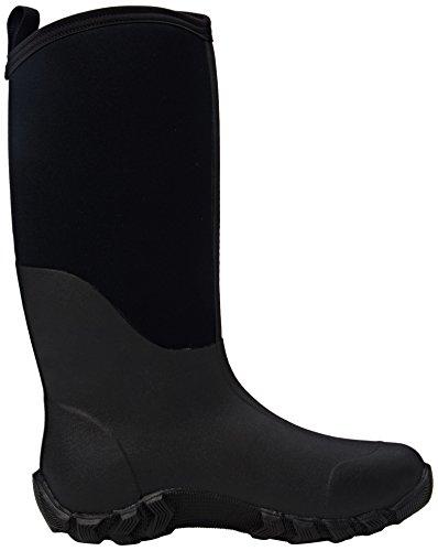 Muck Boot Hommes Edgewater Ii Grande Botte De Neige Noir