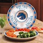 (Memory Company NCAA Boise State University Game Day 2 Chip n Dip, One Size, Multicolor)