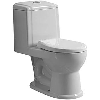 Child S White Ceramic Round Small Toilet Two Piece