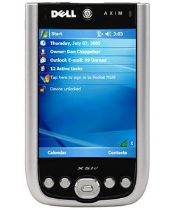 Dell Axim X51v 624MHz Personal Digital Assistant w/3.7'' TouchScreen LCD by Dell