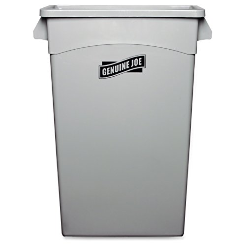 Waste Container Gallon 22 1 Gray product image