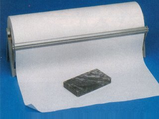 Aviditi BP6040W Butcher Paper Roll, 1000' Length x 60'' Width, White