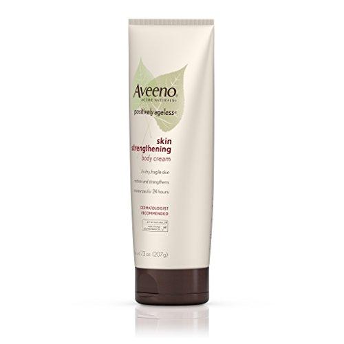 Aveeno Positively Ageless Skin Strengthening Body Cream, Moisturizes For 24 Hours 7.3 Oz by Aveeno (Image #5)