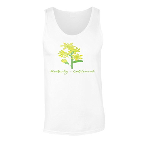 Kentucky Goldenrod Herren Tank top k977mt