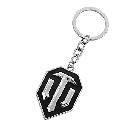 Amazon.com : Key Chains - Classic Battle Game World of Tanks ...