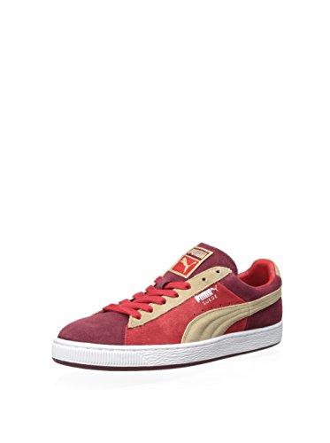 Puma Mode Sneakers 35618209 Ränder Och Block Lila Mocka
