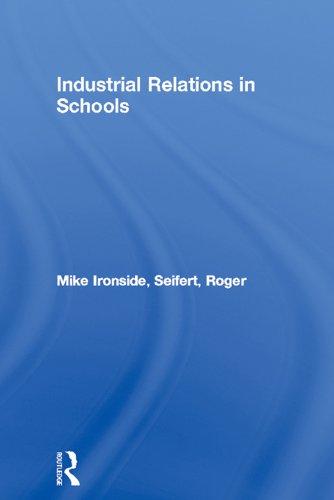 Download Industrial Relations in Schools Pdf