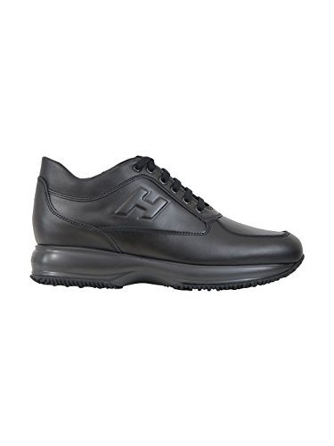 Pelle Nero Hogan Sneakers HXM00N09042BTLB999 Uomo tOwngvqSx