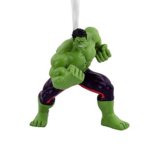 Hallmark Christmas Ornaments, Marvel Avengers Hulk Ornament]()