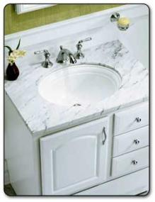 KOHLER KCP Devonshire Widespread Lavatory Faucet Polished - Kohler devonshire bathroom collection
