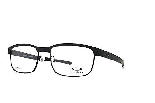 Oakley - Surface Plate (52) - Matte Black Frame-Only - Prescription Buy Lenses Only