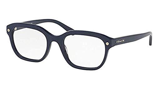COACH Women's 0HC6094 Navy One Size (Eyeglasses Women Frames Coach)