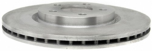 ACDelco 18A1110A Advantage Non-Coated Front Disc Brake Rotor