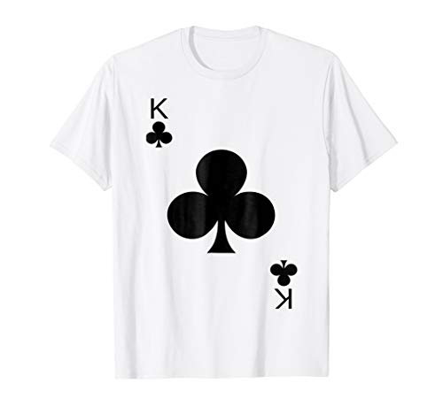 King of Clubs Deck of Cards Halloween Costume