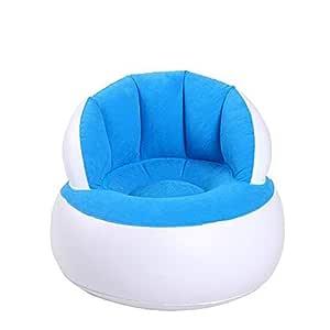SHLYXY Lazy sofá sofá Inflable Silla Silla de Camping sofá ...