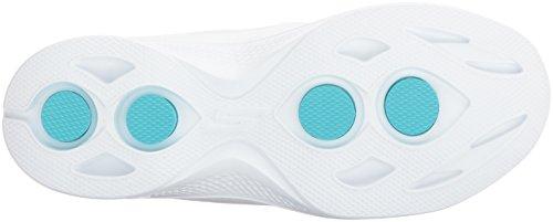 sale release dates Skechers Women's Go Walk 4-Premier Sneaker White/Silver for sale wholesale price tumblr online i1uYw3jEO