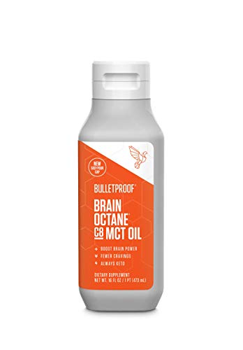 Bulletproof-Brain-Octane-C8-MCT-Oil-from-Coconut-Oil-Provides-Mental-and-Physical-Energy-Keto-and-Paleo-Friendly-Made-in-USA-16-Fl-Oz