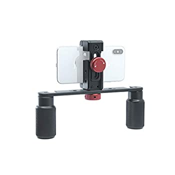 Image of Beastclamp Rig - Universal Smartphone clamp, Tripod Mount, Professional rig from Beastgrip Camera Mounts & Clamps