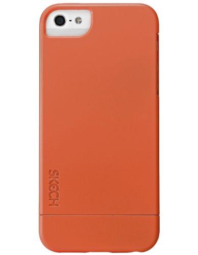 skech-sugar-satin-case-for-iphone-5-5s-retail-packaging-orange