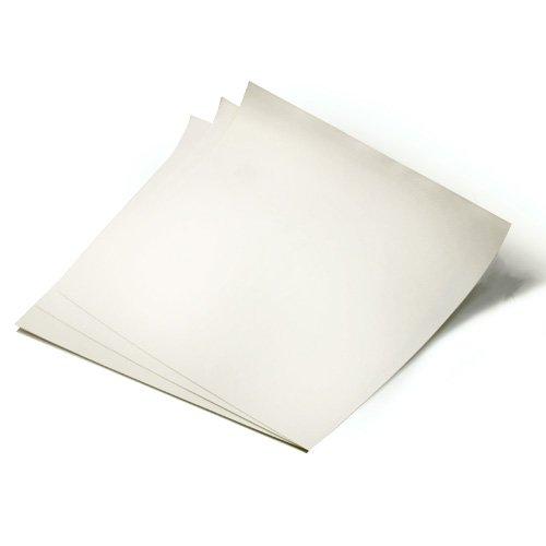 CS Hyde UHMW Ultra High Molecular Weight Polyethylene Tape With Acrylic Adhesive, 5 mil, White, 12' x 12'
