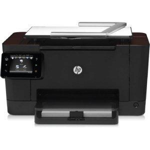 HP LaserJet Pro 200 M275NW Laser Multifunction Printer - Color - Plain Paper Print - Desktop. TOPSHOT LASERJET PRO M275 AIO CLR P/C/S USB 2.0 ENET WL 600X600 CL-MFP. Printer, Copier, Scanner - 17ppm Mono/4ppm Color Print - 600 x 600dpi Print - 17cpm Mono/