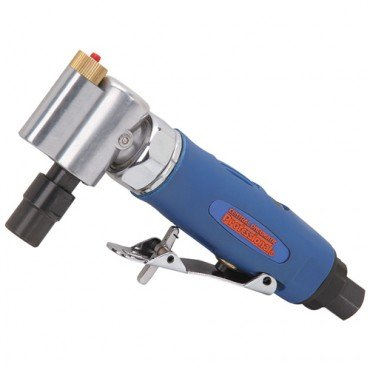 Air Angle Die Grinder with Built-in LED; Includes LR44 button cell batteries Central Pnuematic 99612