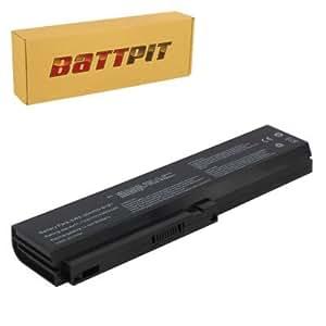 Battpit Bateria de repuesto para portátiles LG 3UR18650-2-T0188 (4400 mah)