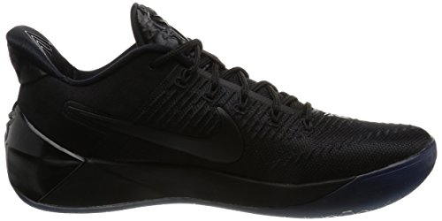 NIKE Black Black Poly Women Up Classic Warm OAWqrO