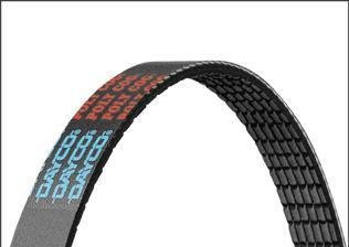 (Dayco 5060915 Poly Cog Belts)