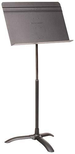 Manhasset Short Concertino Symphony Black Sheet Music Stand with Auto-Adjust