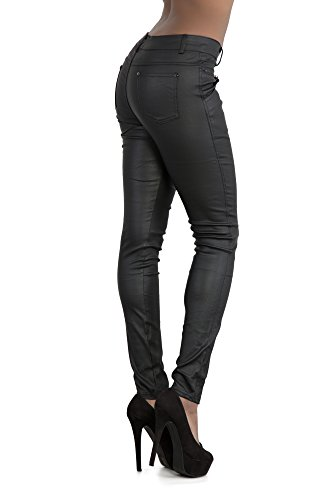 With Lustychic Black Jeans 3 Donna Buttons ffHFw