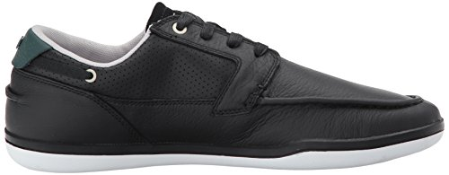 Lacoste Mens Deck-minimal 317 1 Sneaker Nero