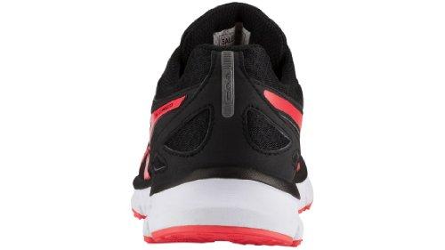 ASICS chaussures de course pour femme - schwarz/neonpink