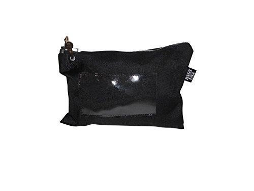Locking deposit bag,courier bag with pop up lock 2 keys Alike Made in (Deposit Bags Locking Pop Up)