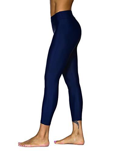 f33afa5bd2a729 ninovino Women's Swimwear Capri Quick Dry Stretch Water Sports Leggings