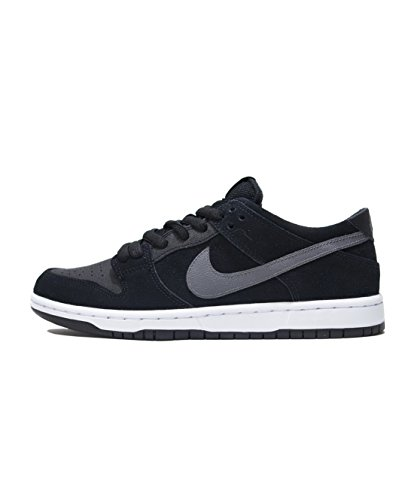 NIKE Men's SB Blazer Zoom Low XT Skate Shoe Black , Lt Graphite-white