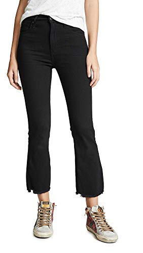 Levi's Women's Mile High Crop Flare Jeans, Pardon My French, 31