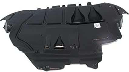 Amazoncom CPP Front Engine Splash Shield Guard For Audi TT W - Audi tt manual transmission