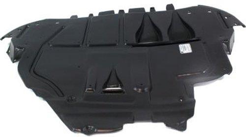 CPP Front Engine Splash Shield Guard for Audi TT w/ Manual Transmission - Transmission Shield