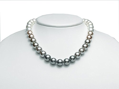 yukiko Collier Perles de nacre cl1827