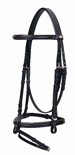 Tekna Dressage Bridle Horse