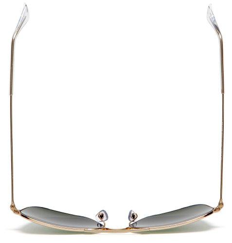 Ban CARAVAN Sonnenbrille Gold Or RB Ray 3136 H7qTCq1