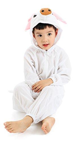 Astage Kids Animal Halloween Cosplay Onepiece Pajamas Outfit