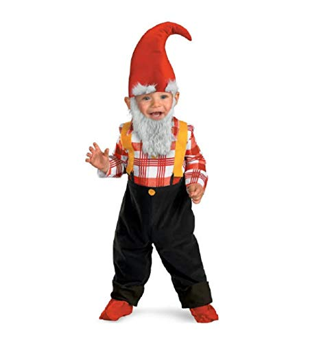 Hyde and Eek! Boutique - Garden Gnome Infant/Toddler Halloween Costume (3T-4T)]()
