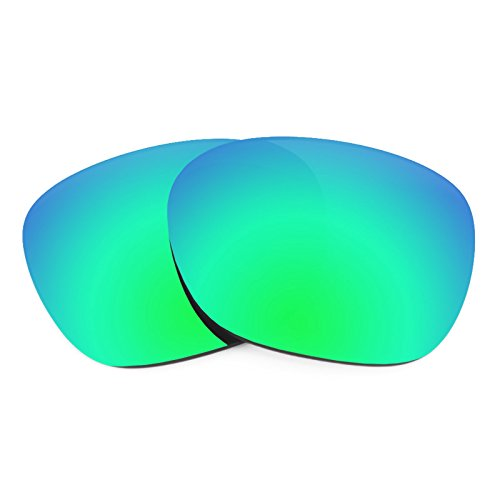 ccdc96fa2d Revant Polarized Replacement Lenses for Oakley Garage Rock Emerald Green  MirrorShield®